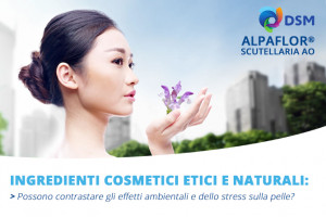 Ingredienti cosmetici etici e naturali