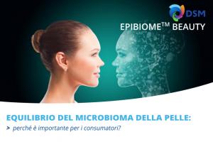 Equilibrio del microbioma della pelle
