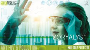 Zoryalys® Protezione del capello da raggi UV e inquinamento