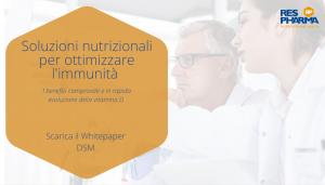 Vitamina D: soluzioni nutrizionali per ottimizzare l'immunità